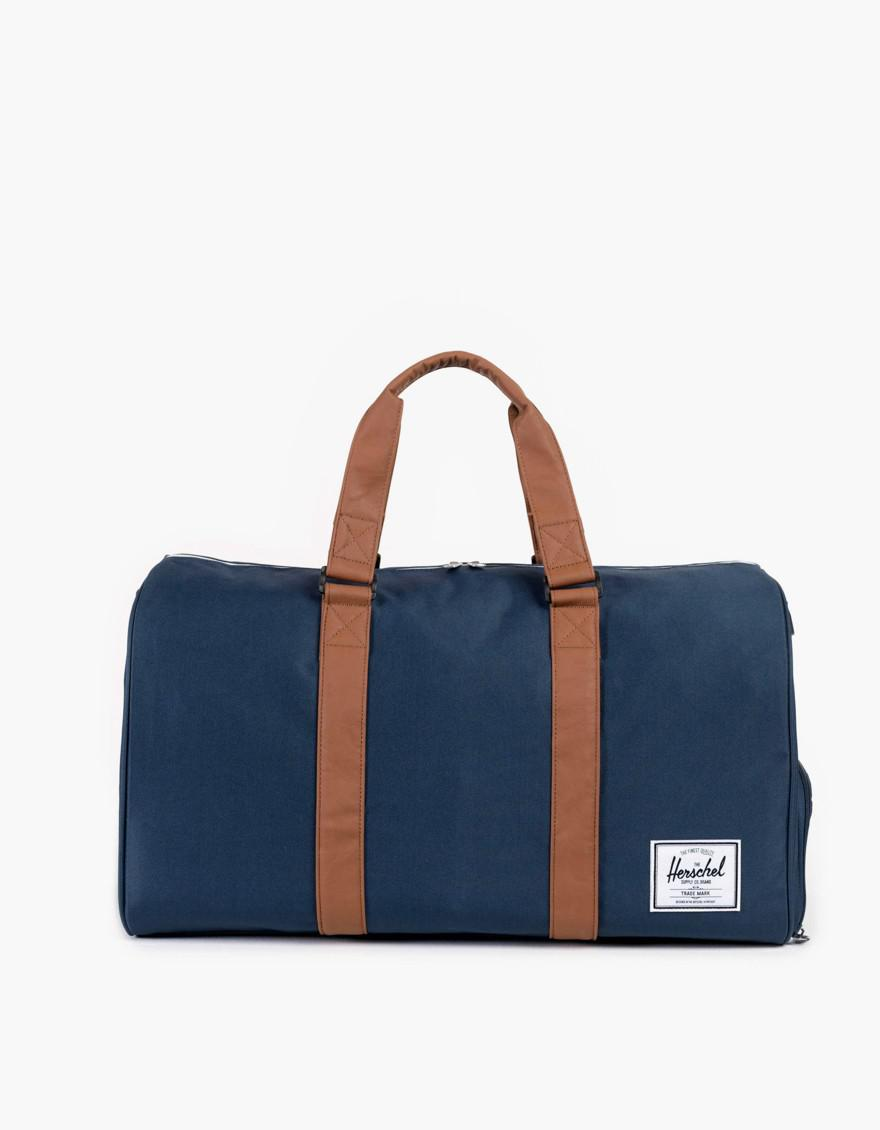 Lyst - Herschel Supply Co. Novel in Blue for Men 4df7184654e8b
