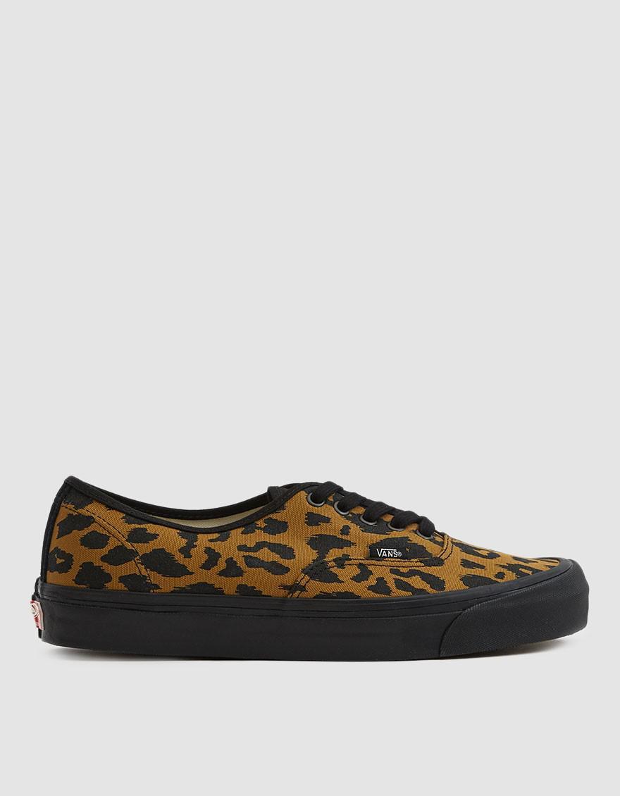 71afc65c8d Vans - Multicolor Leopard-print Og Authentic Lx Sneaker for Men - Lyst.  View fullscreen