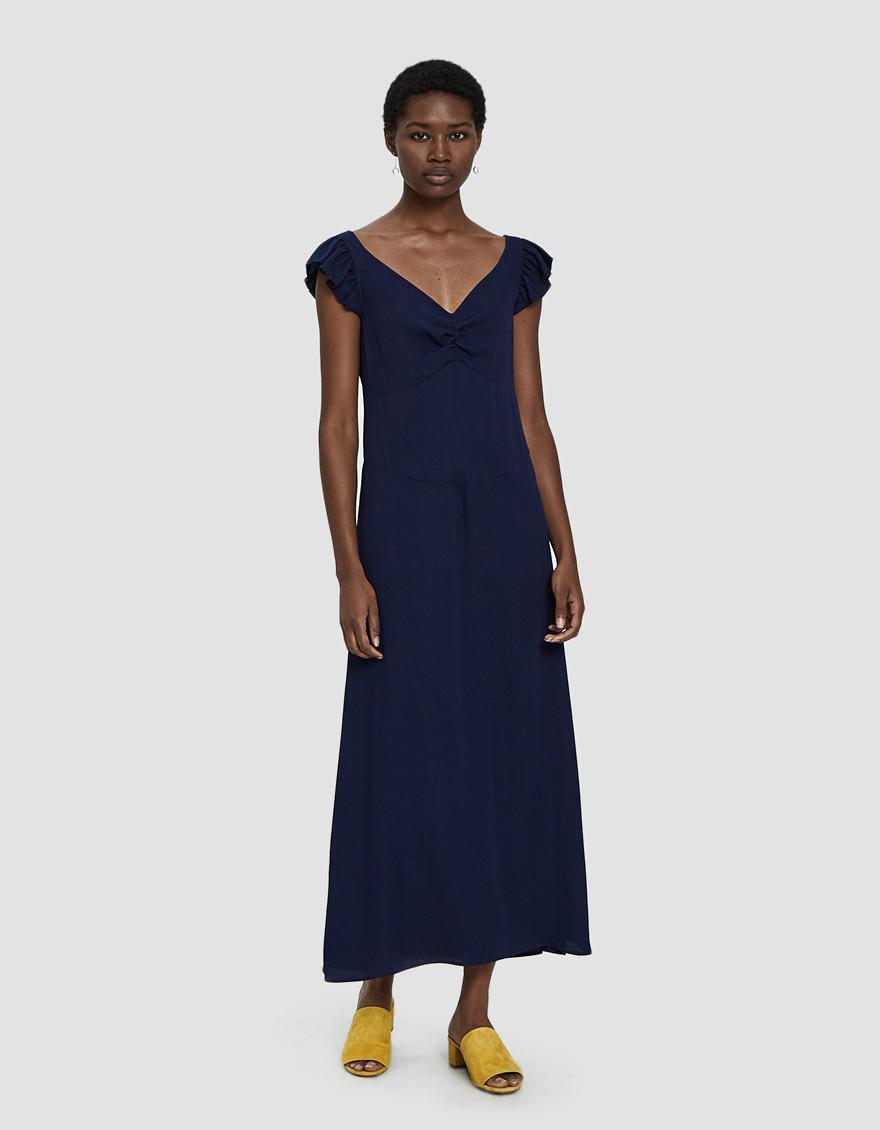 6a9f27f0254 Rachel Comey Bisou Long Dress in Blue - Lyst