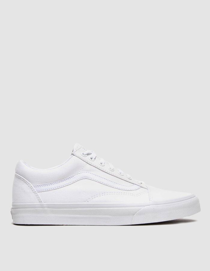 449e4db156d3 Lyst - Vans Old Skool Sneaker in White for Men
