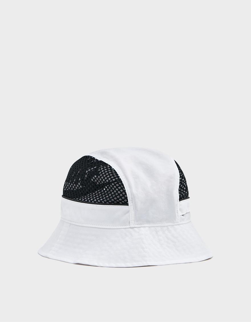 a8a3bcbd7de Lyst - Nike Mesh Bucket Hat in White for Men