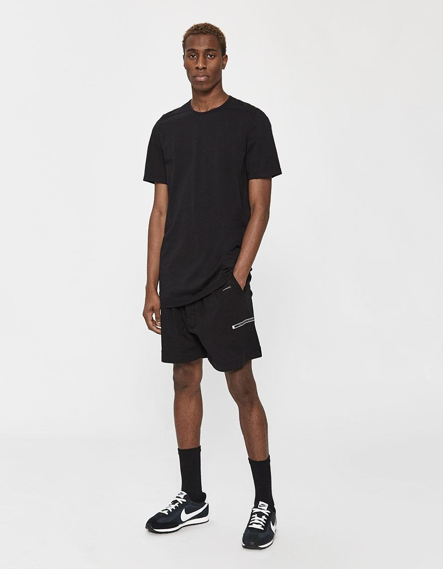 3ad75ce47 Lyst - Rick Owens Drkshdw S/s Level Tee in Black for Men - Save  60.07326007326007%