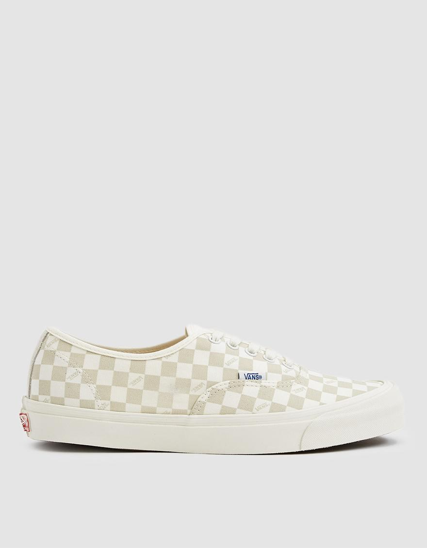 fb6b3cf8a09 Vans Og Checkerboard Authentic Lx Sneaker for Men - Lyst