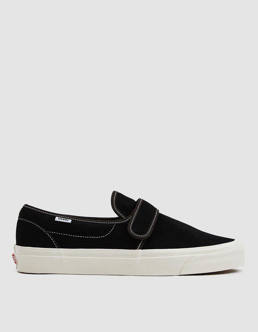 177cf92230c92f Vans - Black Slip-on 47 V Dx Sneaker for Men - Lyst. View fullscreen