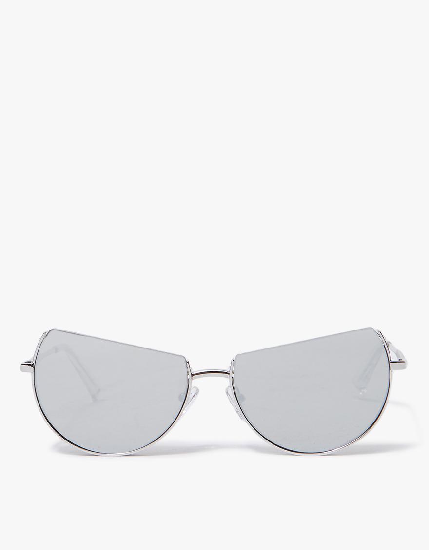 6118741e4c Lyst - Le Specs The Family Sunglasses in Metallic
