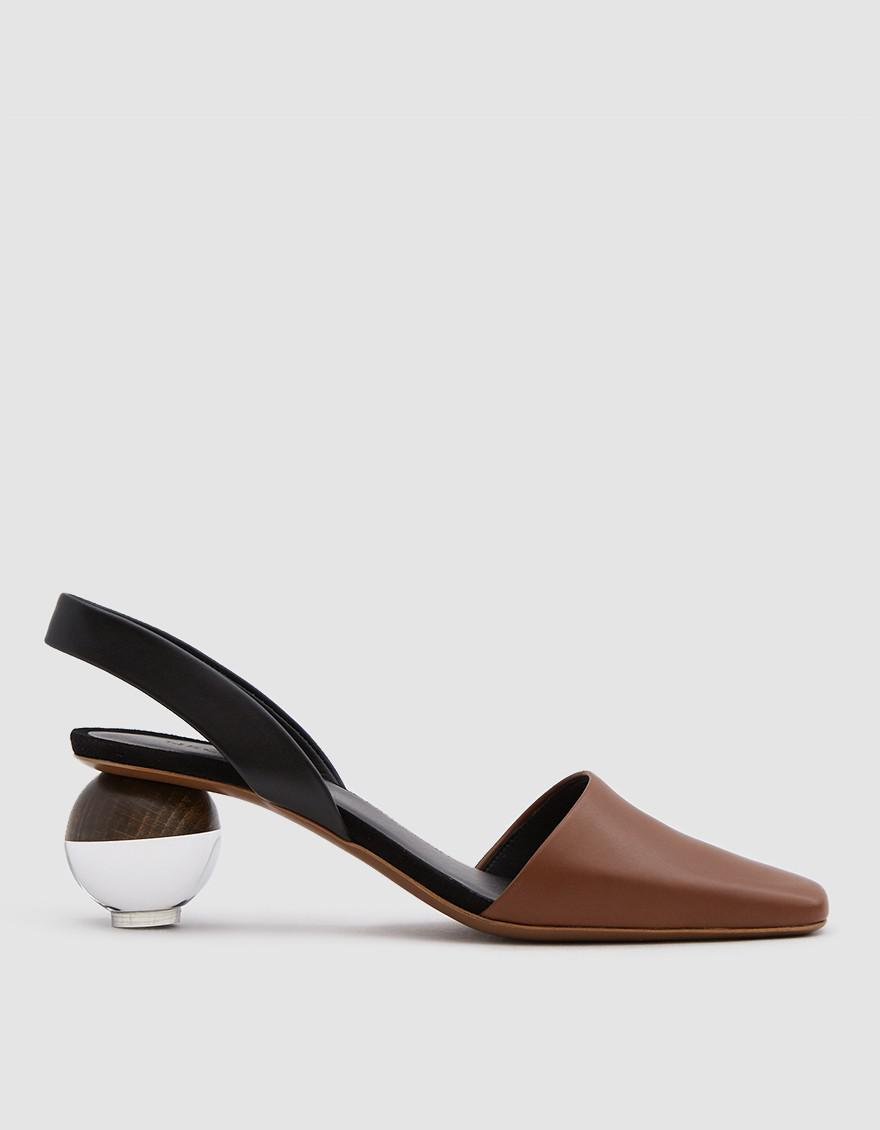 Cheapest Price For Sale Clearance Really Neous Lancastrella Suede Slingback Pumps Cheapest Price Cheap Price Manchester Great Sale Icwdu