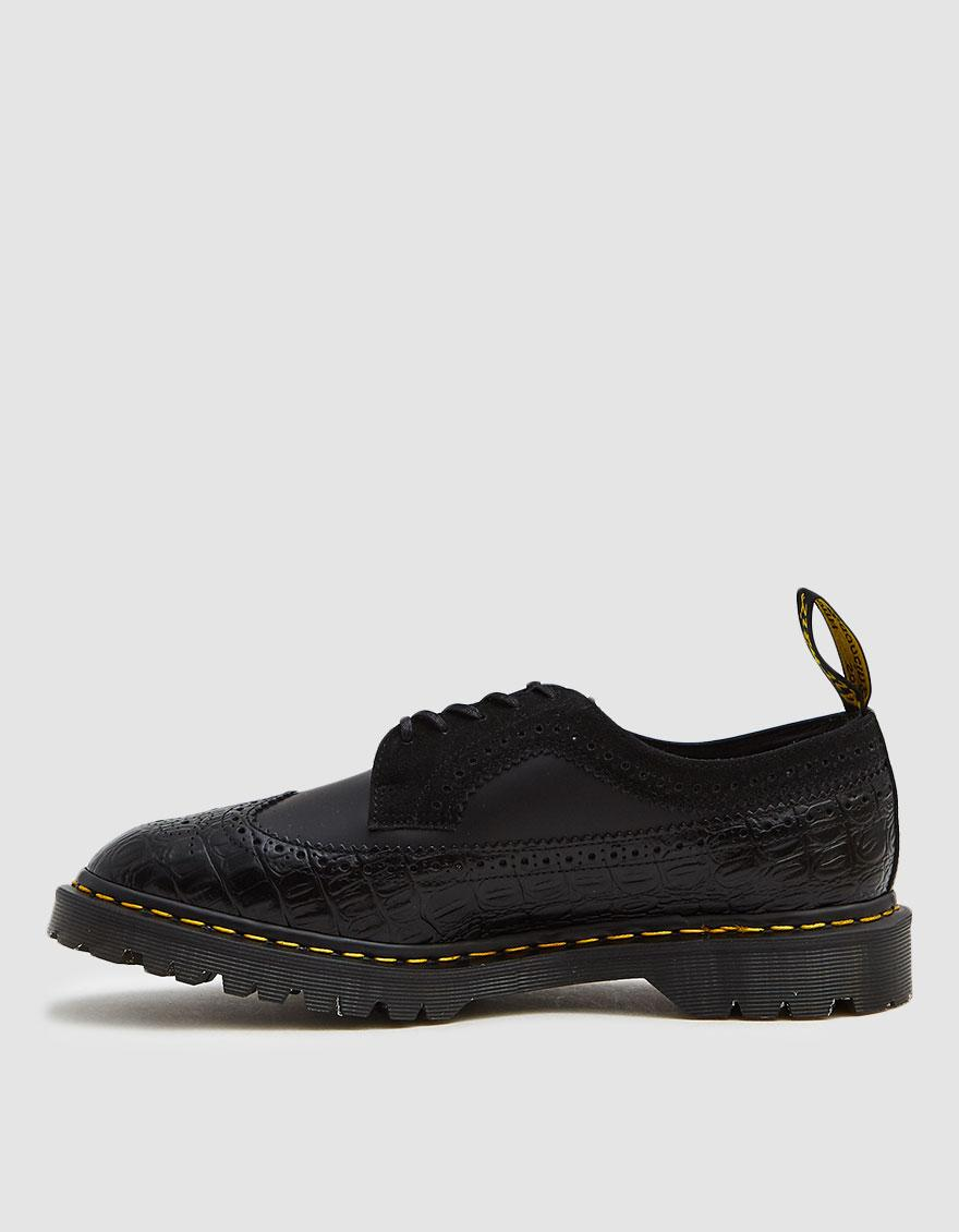 1685128555 Lyst - Dr. Martens Engineered Garments 3989 Brogue Shoe in Black for Men