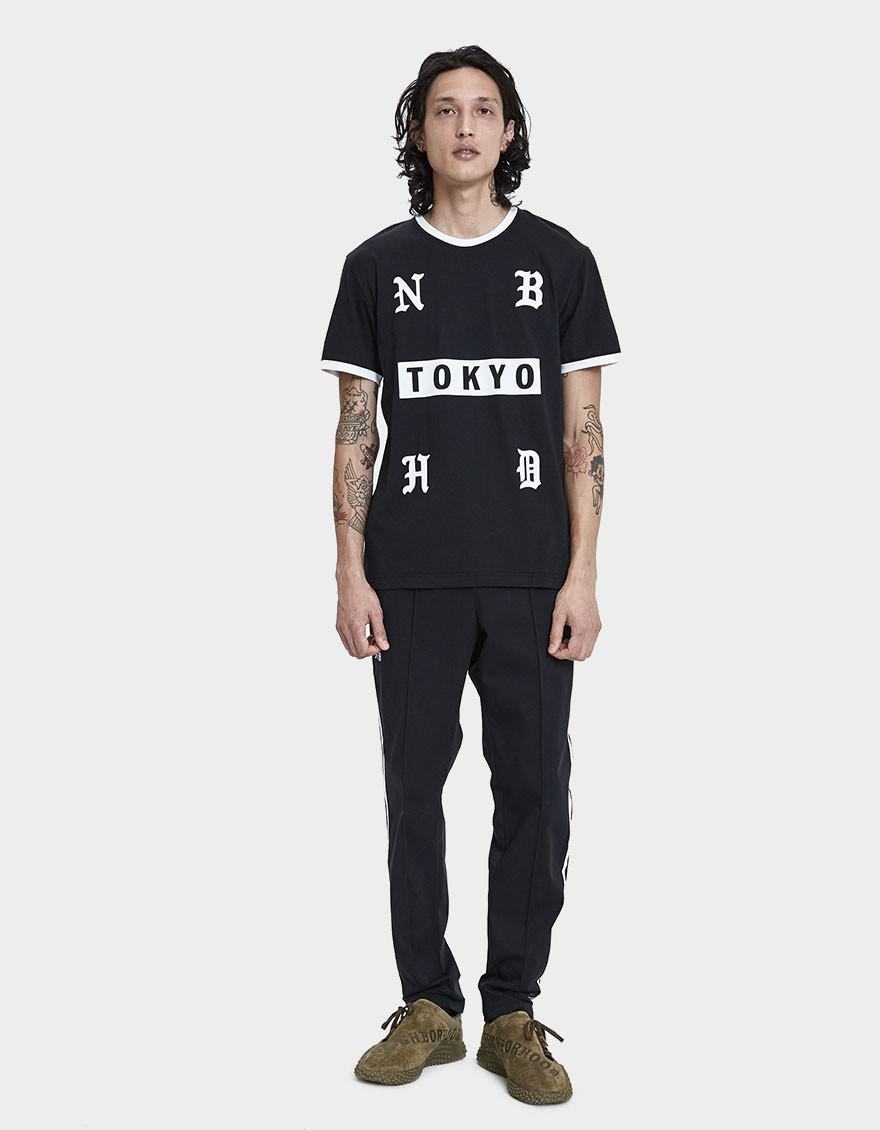 628f4543 Adidas S/s Nbhd Tee in Black for Men - Lyst