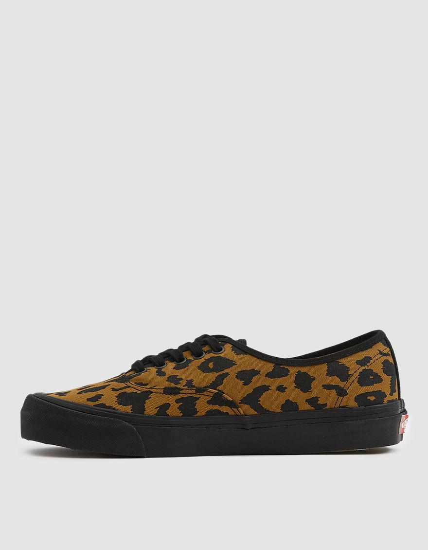 50492173b0b7b3 Vans Leopard-print Og Authentic Lx Sneaker for Men - Save 55% - Lyst
