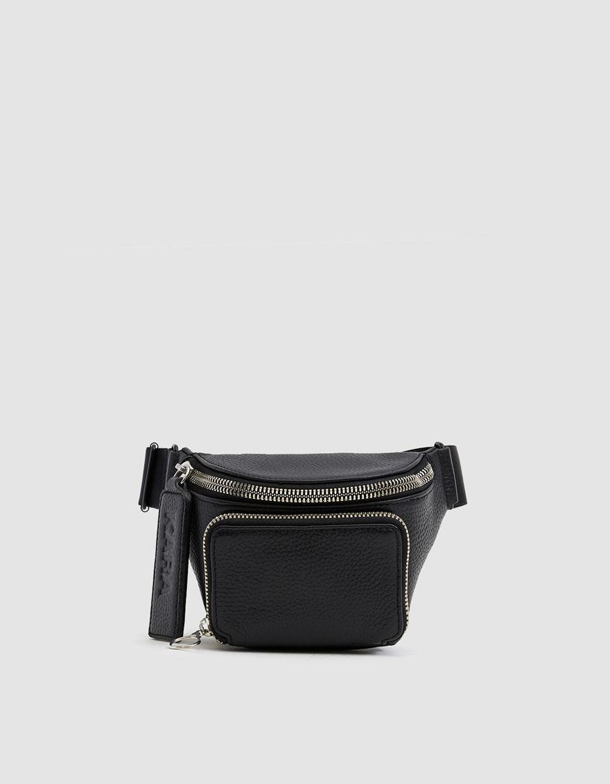 b8e24d6965f Lyst - Kara Bum Waist Bag in Black