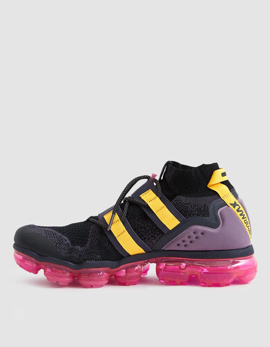a35adae1e6e10 Lyst - Nike Air Vapormax Flyknit Utility Sneaker in Black for Men - Save 15%
