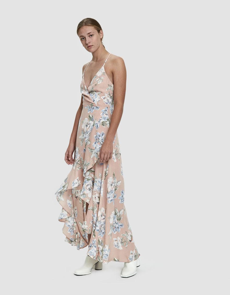 37654dc4acc Farrow. Women s Aubree Hi-low Maxi Dress