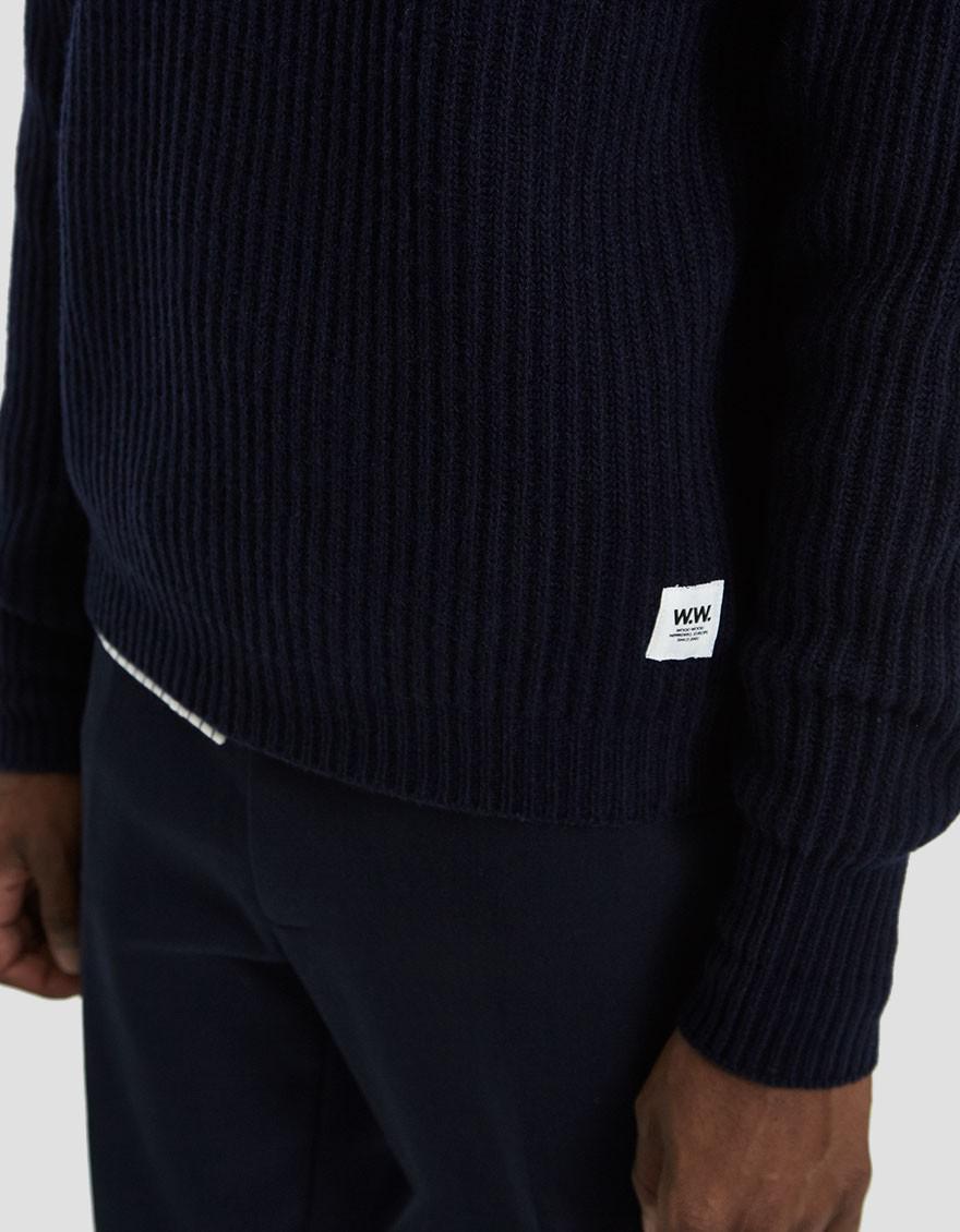 a277cfe389 ... Avery Knit Turtleneck Sweater for Men - Lyst. View fullscreen