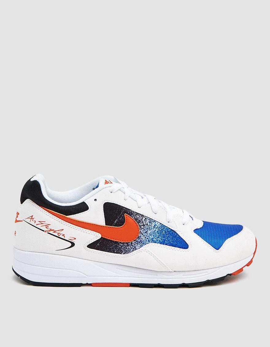 super popular 79f18 a0273 Nike. Men s White Air Skylon Ii Sneaker