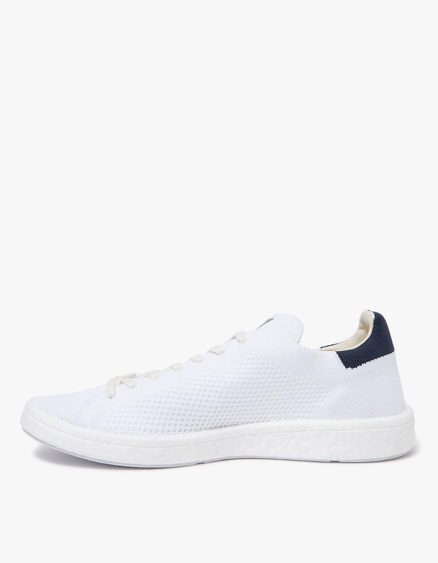 adidas stan smith primeknit navy blue