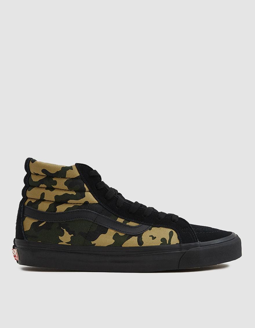 de7b6de9af9 Lyst - Vans Og Sk8-hi Lx Sneaker in Black for Men