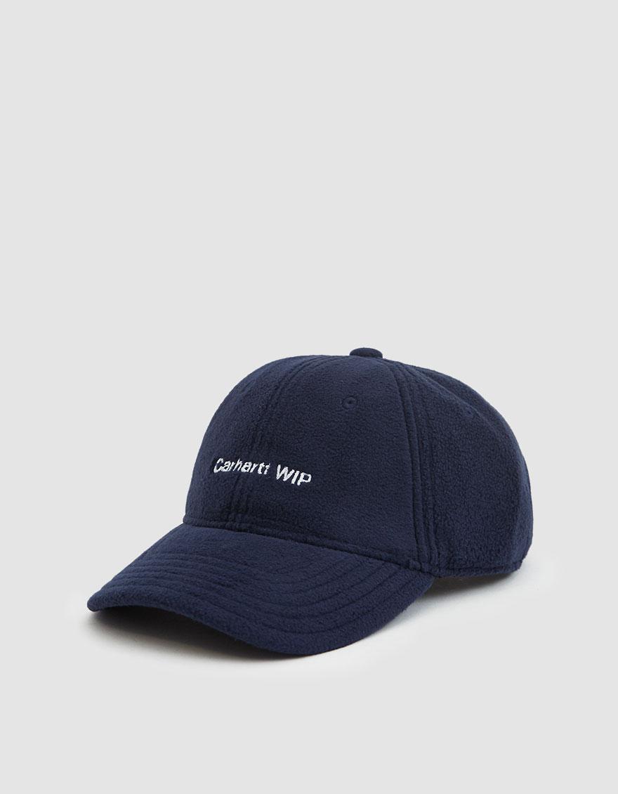 0af12b1558236 Carhartt WIP Bold Script Cap in Blue for Men - Save 10% - Lyst