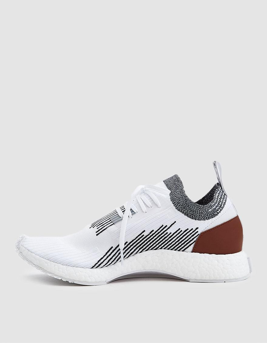 a532c4ca47e5e adidas Nmd Racer Whitaker Car Club Sneaker in White for Men - Lyst