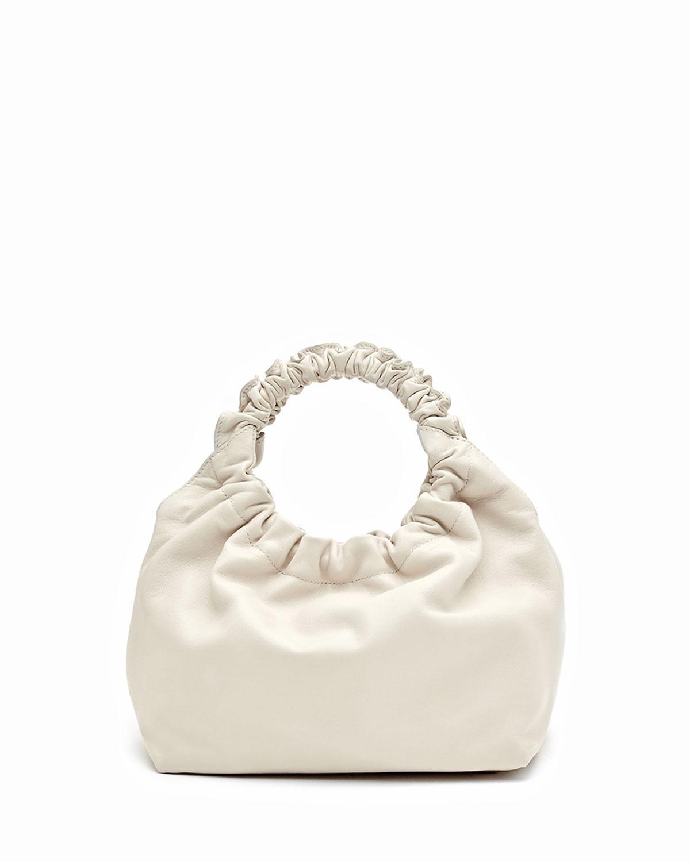 The Row Double Circle Small Handle Bag POGRS