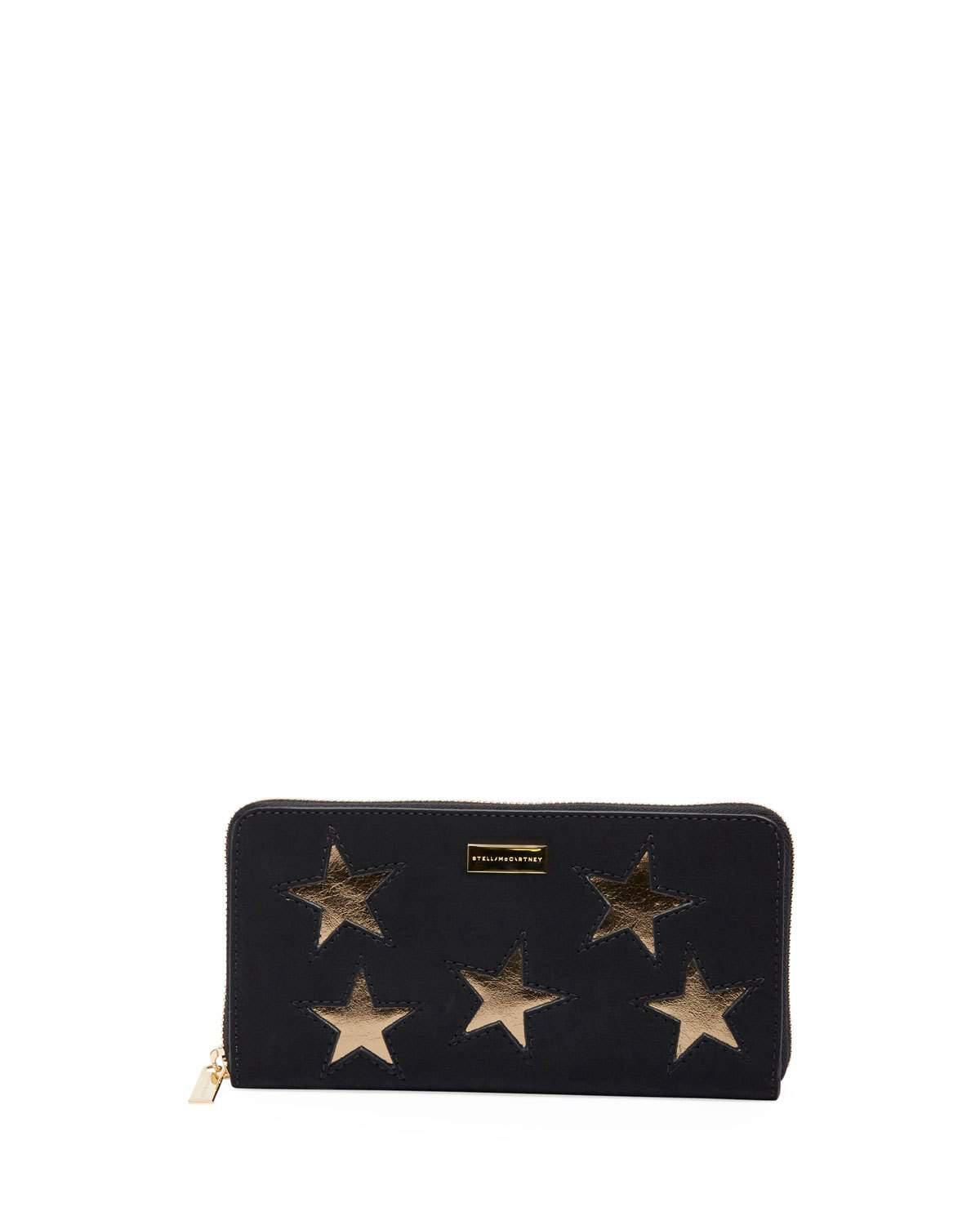star embellished wallet - Black Stella McCartney wCgKyyubs