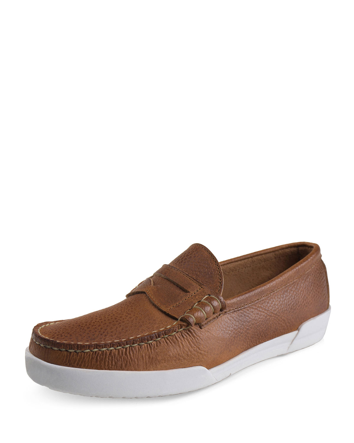 Buy men's Loafer shoes from Charles Tyrwhitt of Jermyn Street, London. Fine leather and quality construction mean our shoes last many years.