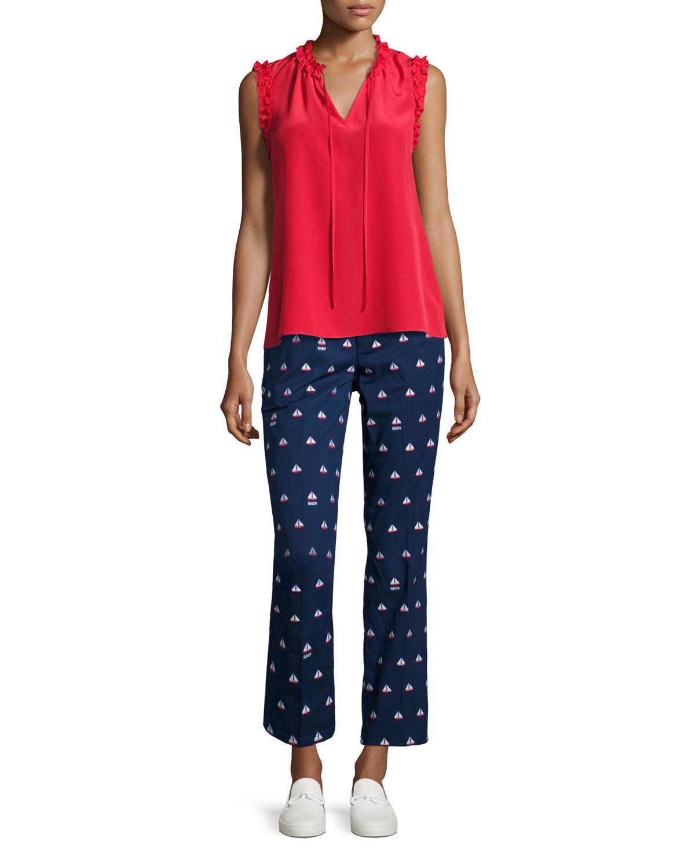 c81527f41a6d2 https   www.lyst.com clothing niczoe-luxe-cropped-linen-pants-bone ...