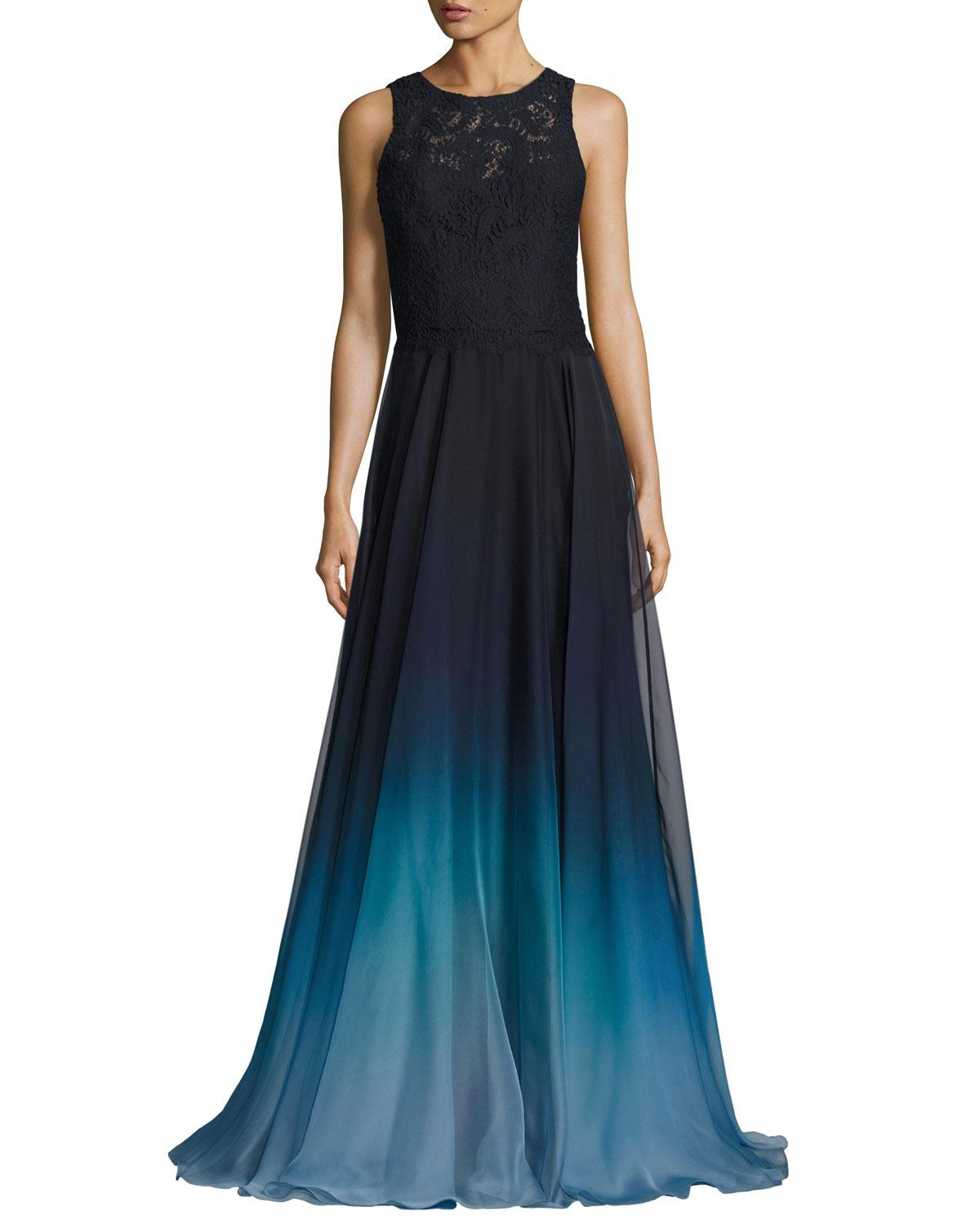 Neiman Marcus Designer Evening Dresses