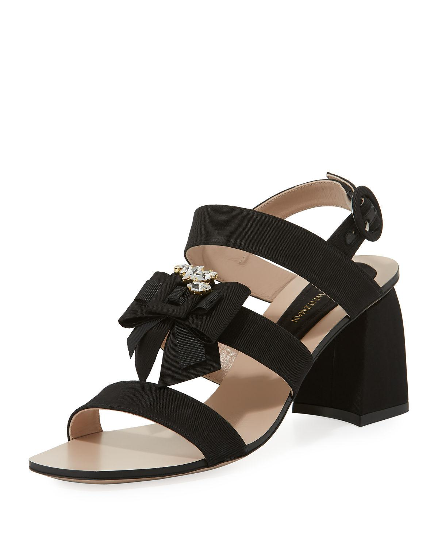 Donna sandals - Black Stuart Weitzman a7jGp04tf