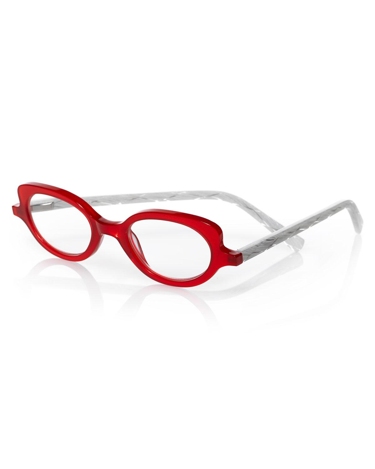 7e1e1eff7a0 Lyst - Eyebobs Peep Show Two-tone Readers in Red