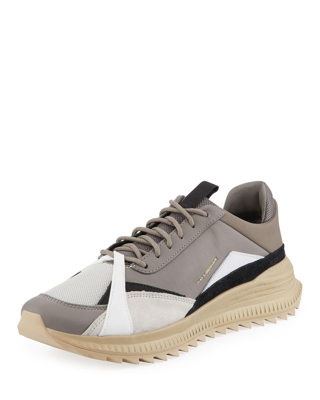 2e10da43dfb03d Lyst - PUMA Men s X Han Kjobenhavn Avid Colorblock Leather Sneakers ...