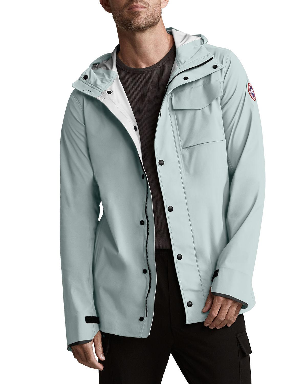 97eb00699e Lyst - Canada Goose Men s Nanaimo Waterproof Jacket for Men