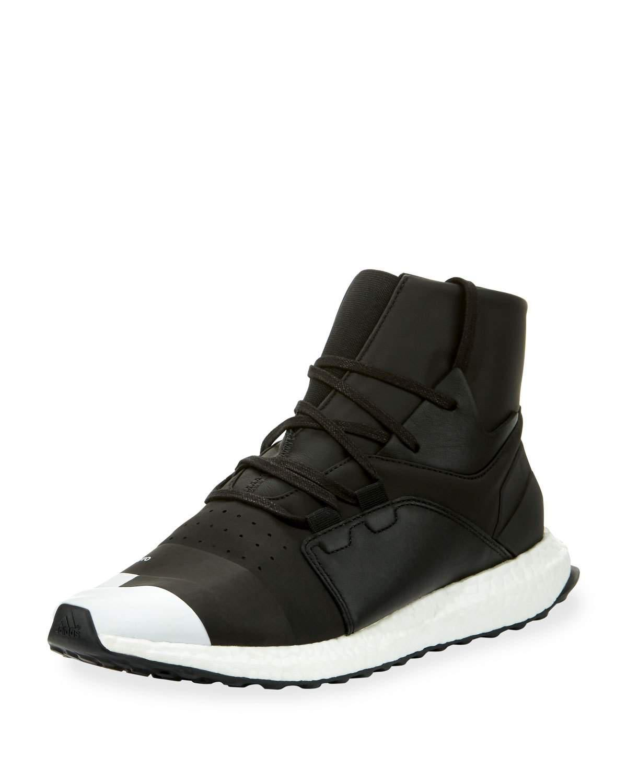 7269b9421 Lyst - Y-3 Men s Kozoko High-top Sneaker in Black for Men