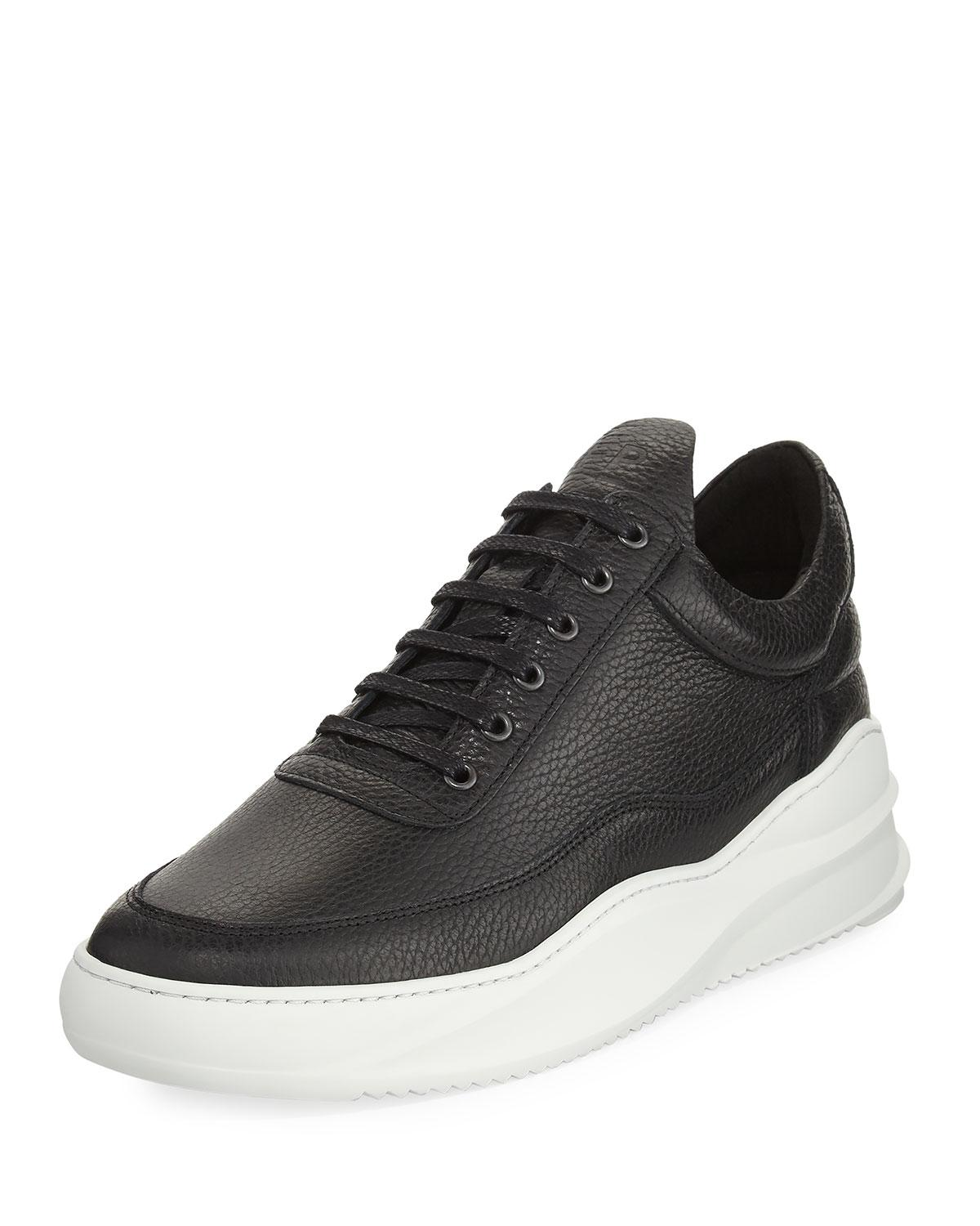 Filling pieces Men's Sky Seamless Low Top Trainers - Dark - UK 10 tTNKh2hU0