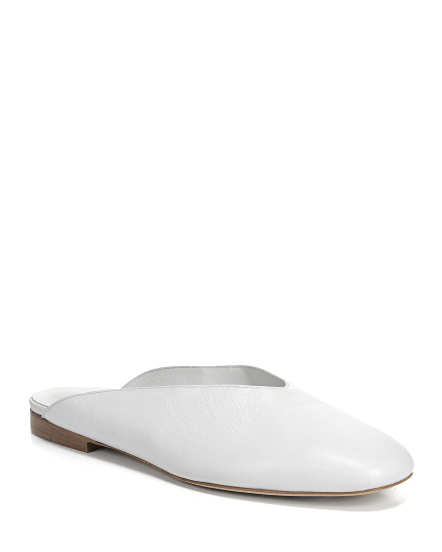 Vince Levins Leather Slides 2zLyWN90A