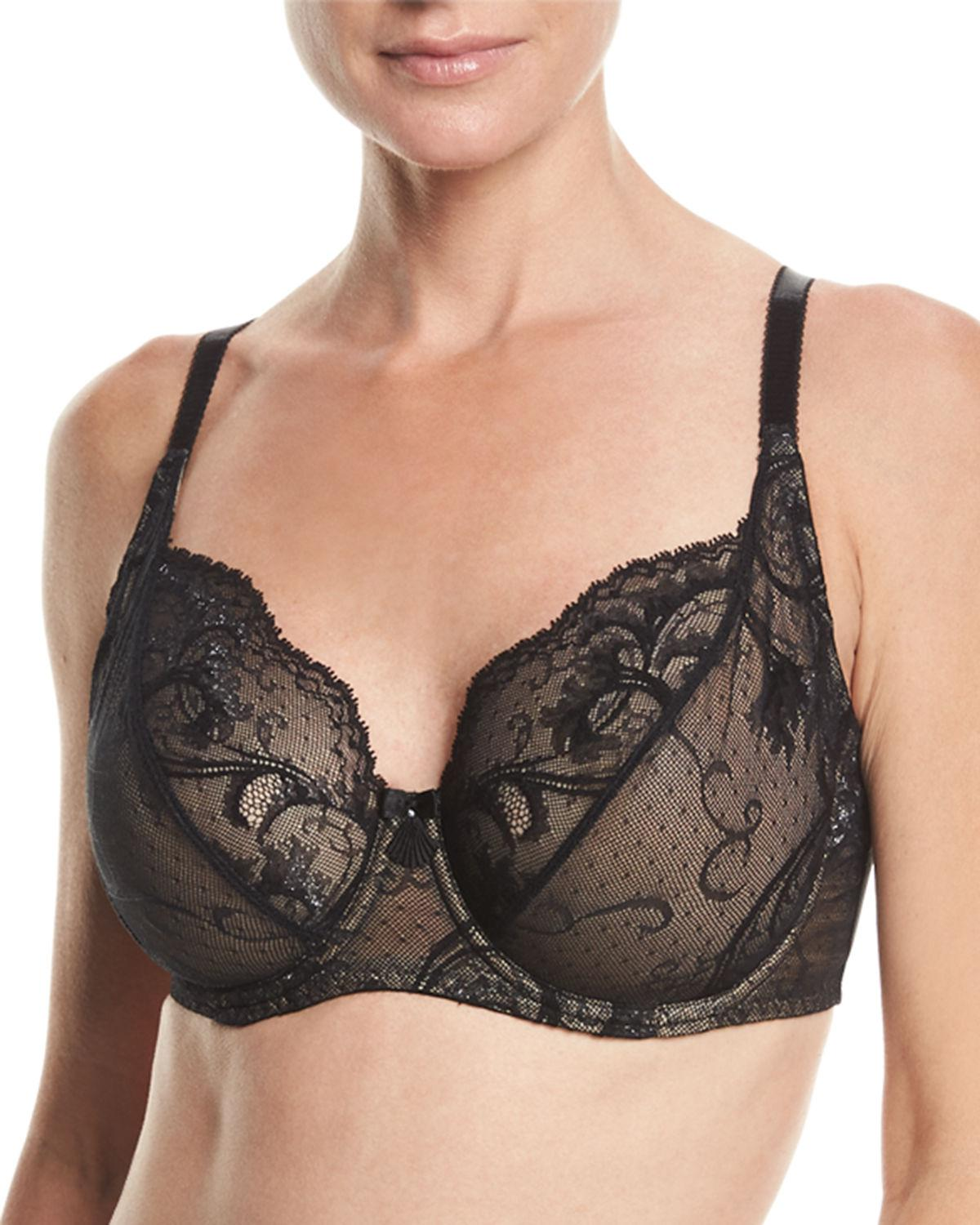 4ce0ecb9121ef Lyst - Wacoal Distinguished Elegance Full-coverage Underwire Bra in ...