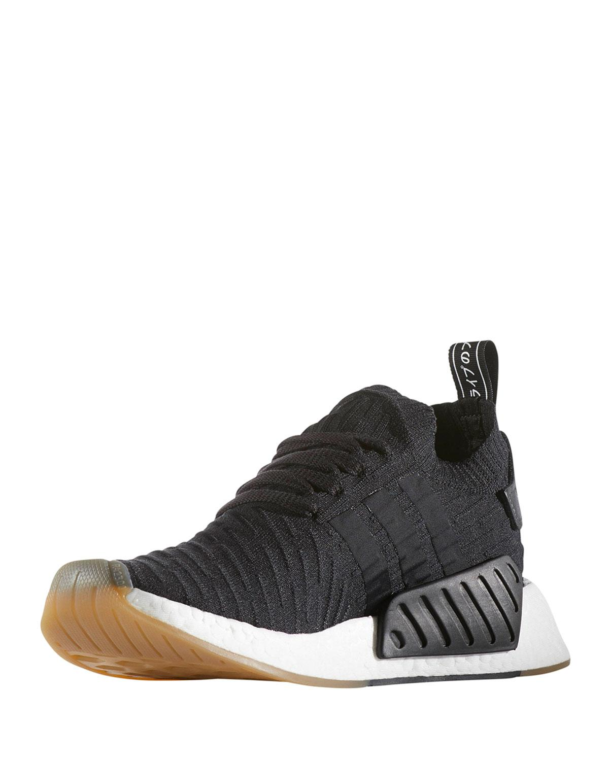 Mens NMD_r2 Low-Top Sneakers adidas E4zIady6d
