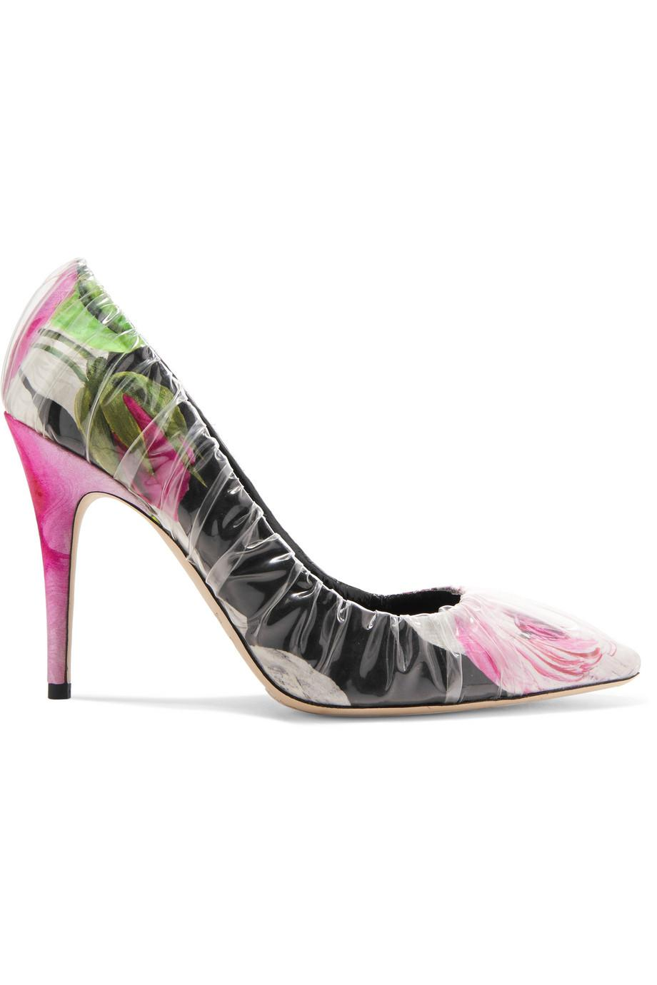 Vetements Multicolor Jimmy Choo Edition Floral Anne Heels HHDn9