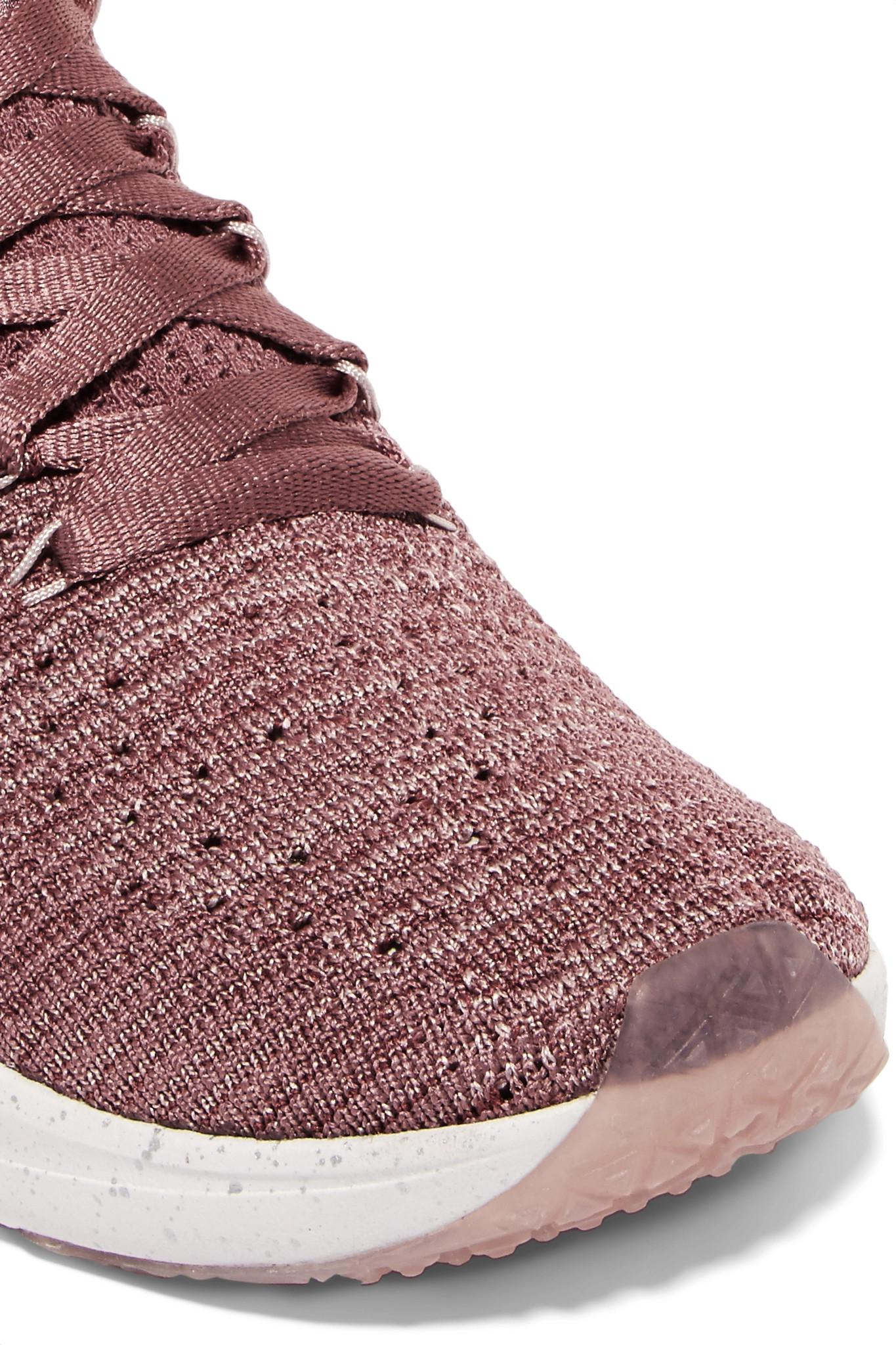 6067a48943b2e Lyst - Nike Air Zoom Fearless Flyknit Sneakers in Pink