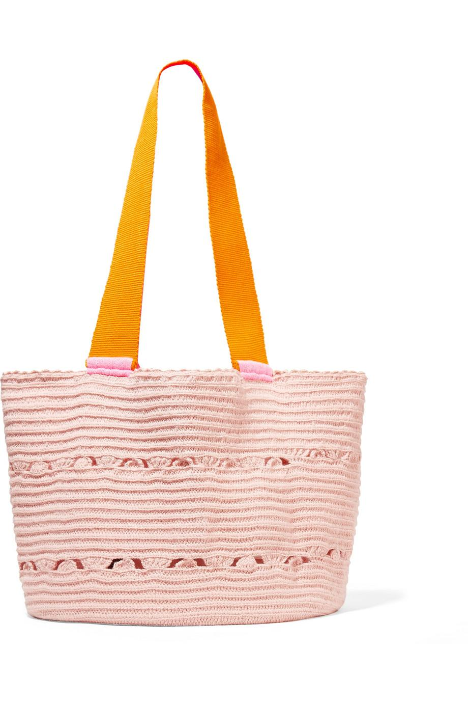 Hoya Woven Tote - Blush Sophie Anderson iCVhPJj7