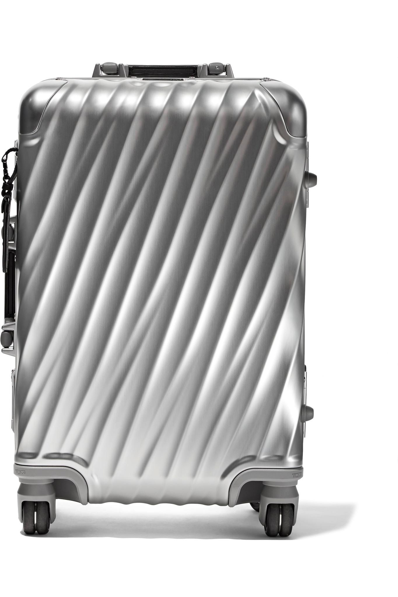 Lyst Tumi International Carry On Aluminum Suitcase In