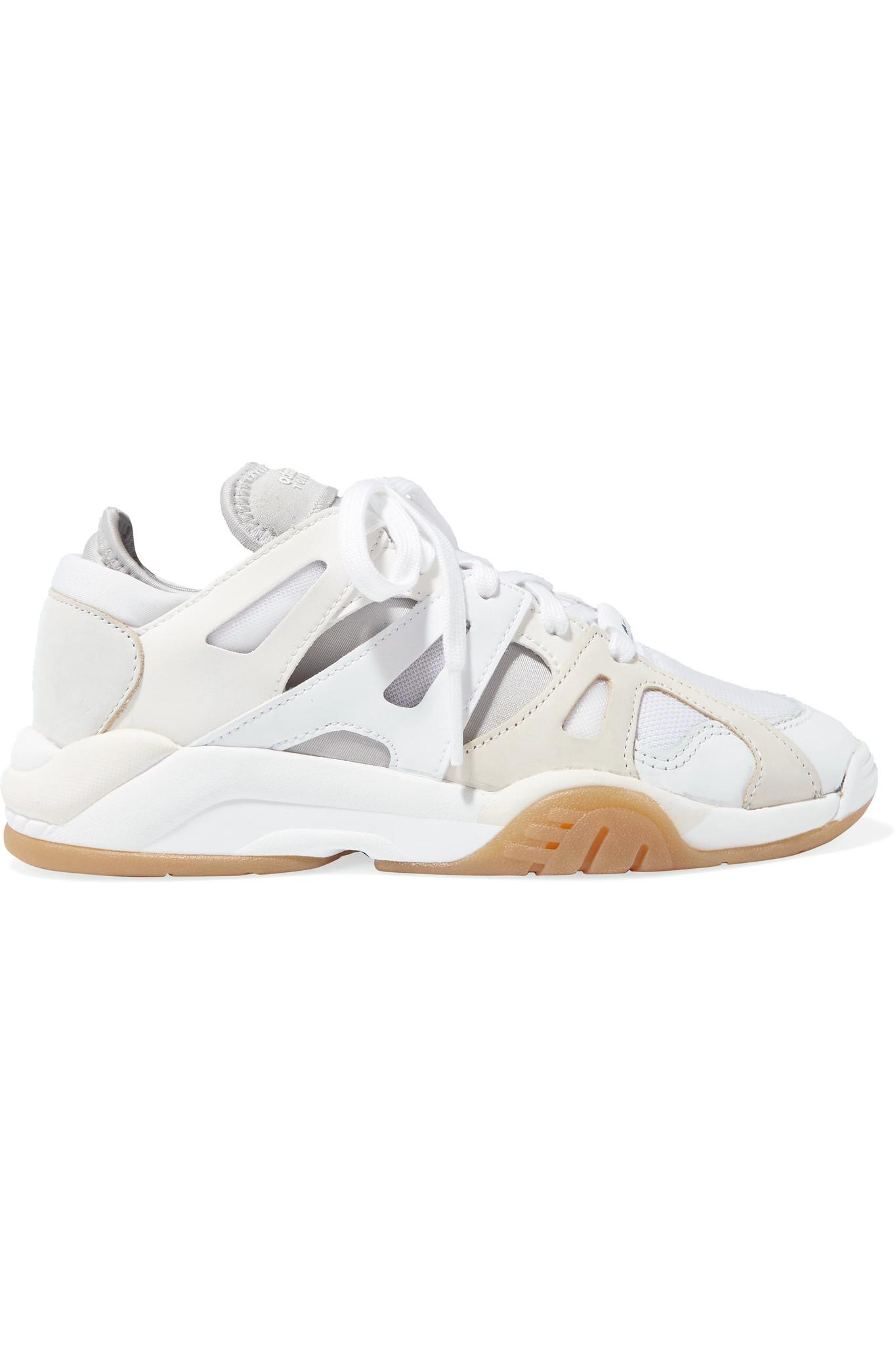 sports shoes d606b 9375a adidas Originals. Womens White Dimension Low Leather ...