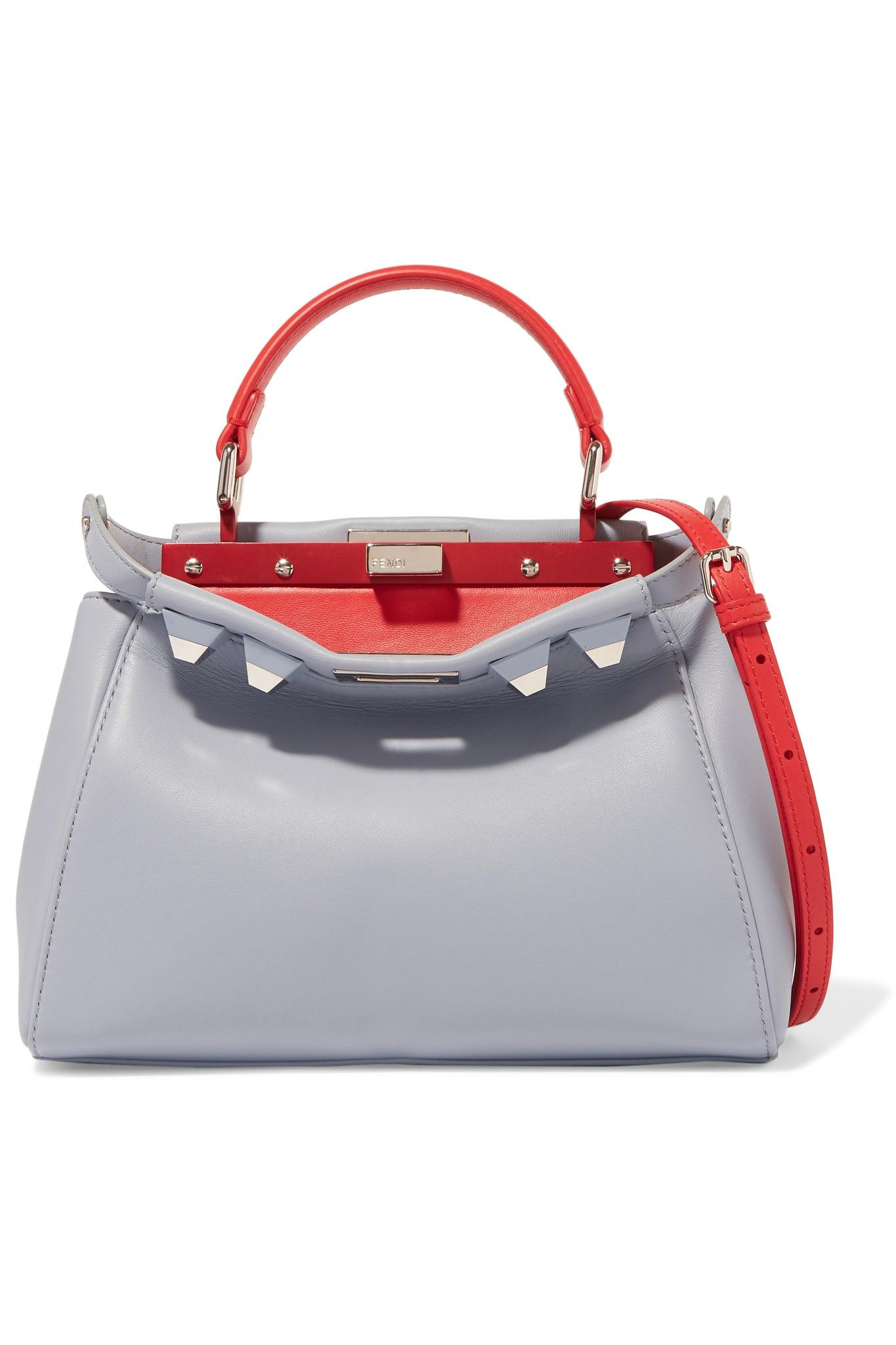 9c910285e5d6 Gallery. Previously sold at  NET-A-PORTER · Women s Fendi Peekaboo ...