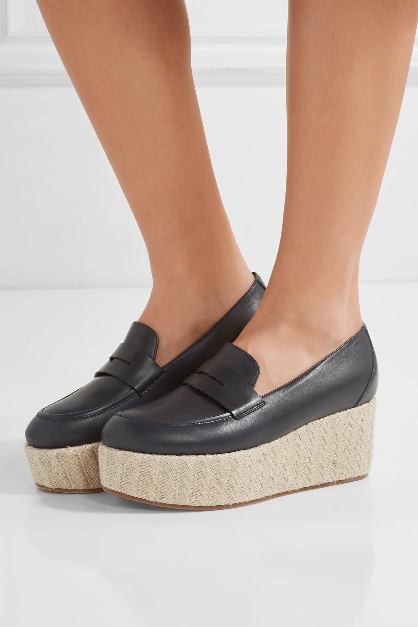 Brucco platform loafers Gabriela Hearst Wtu17HH