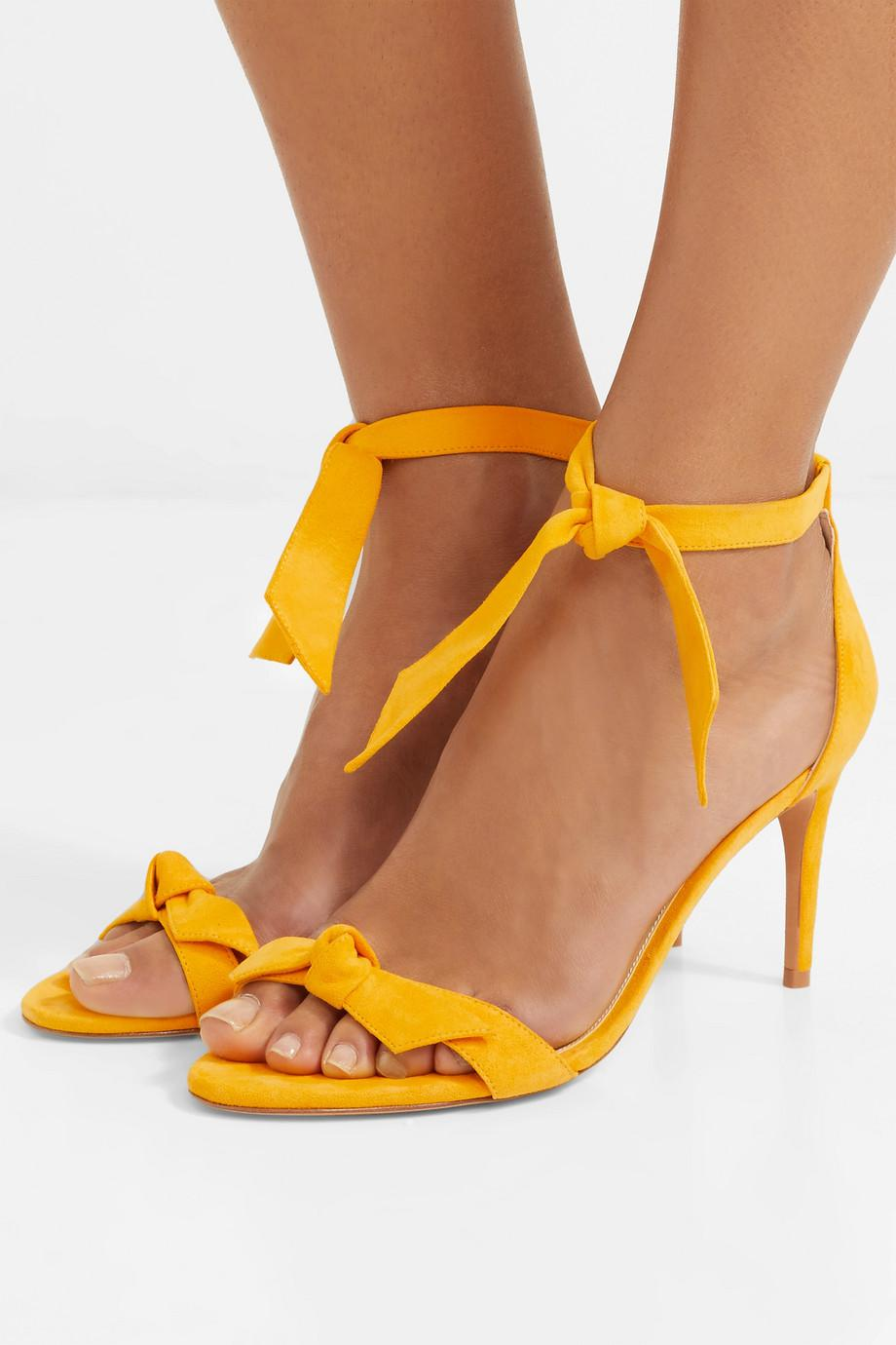 0d33b4fce alexandre-birman-yellow-Clarita-Bow-embellished-Suede-Sandals.jpeg