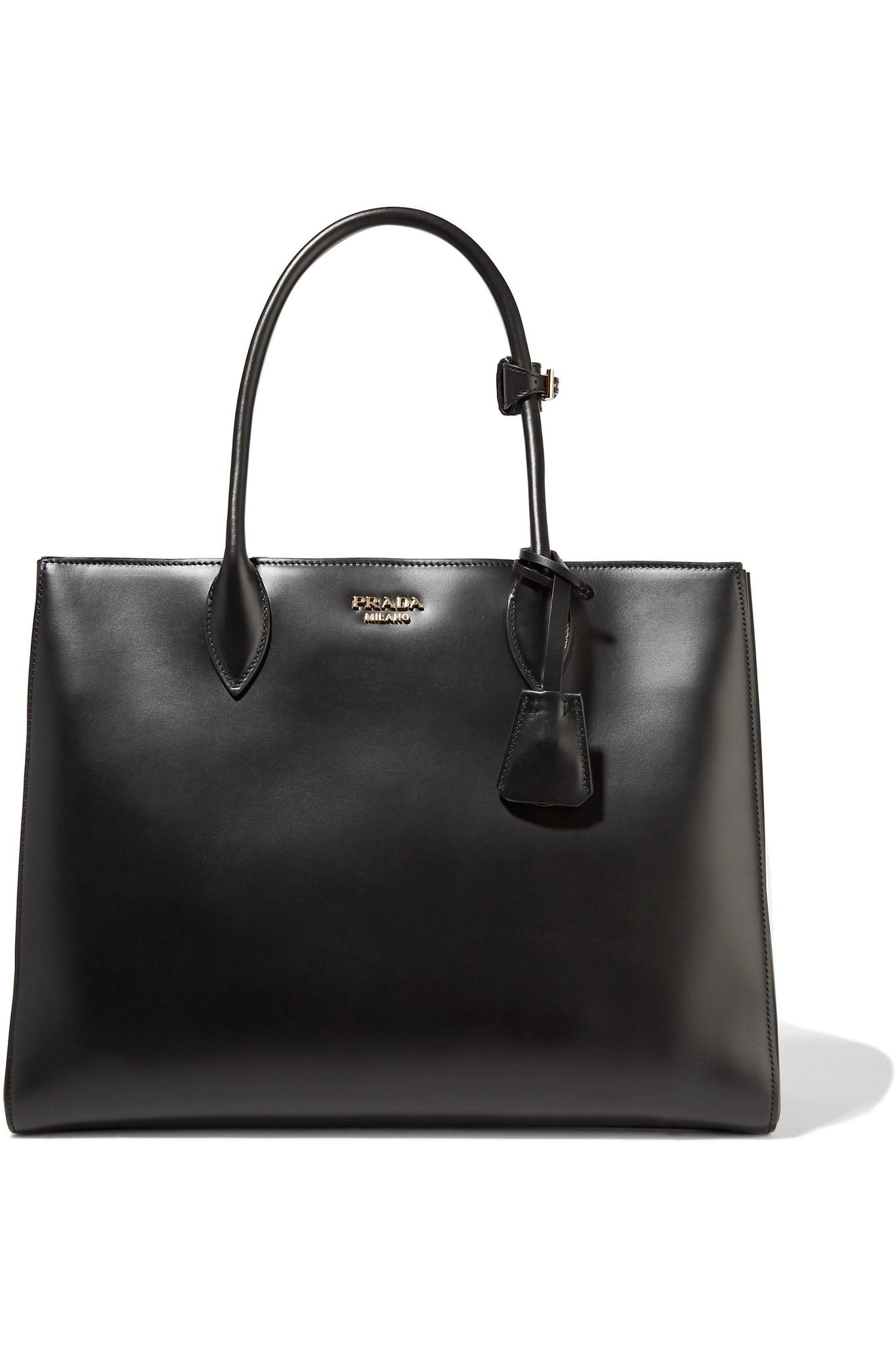 32fc864d2e60 Prada Black Bibliotheque Large Tote Bag | Stanford Center for ...