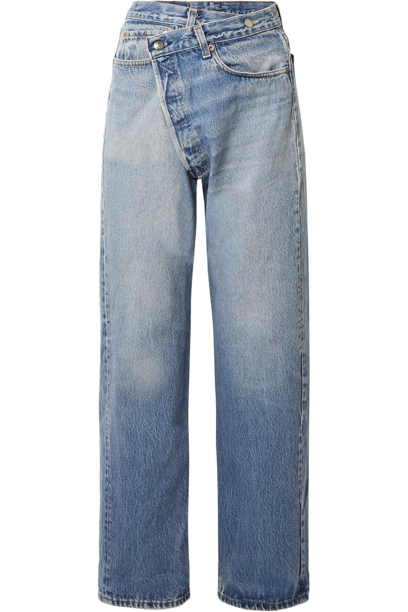 Distressed Women Jeans