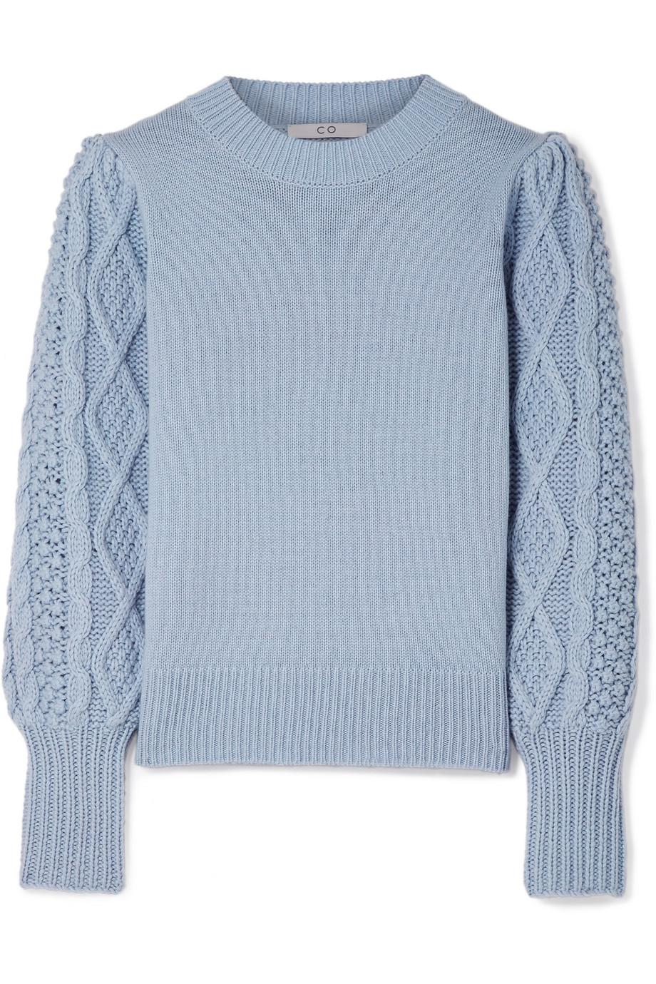 Release Dates Online Clearance Explore Wool and Cashmere-Blend Sweater Co g0qZJ