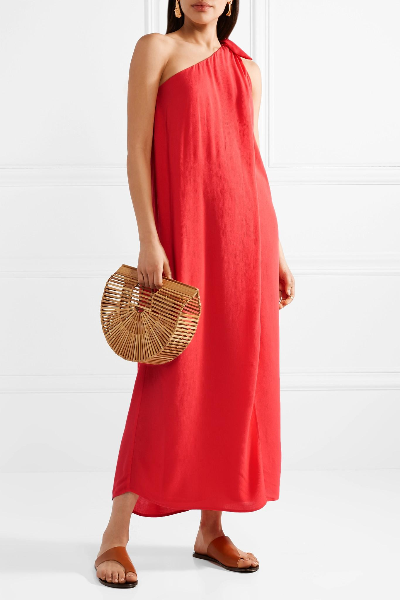 Camilla one-shoulder dress Mara Hoffman Outlet Amazing Price Lowest Price Cheap Online X8ASBpb