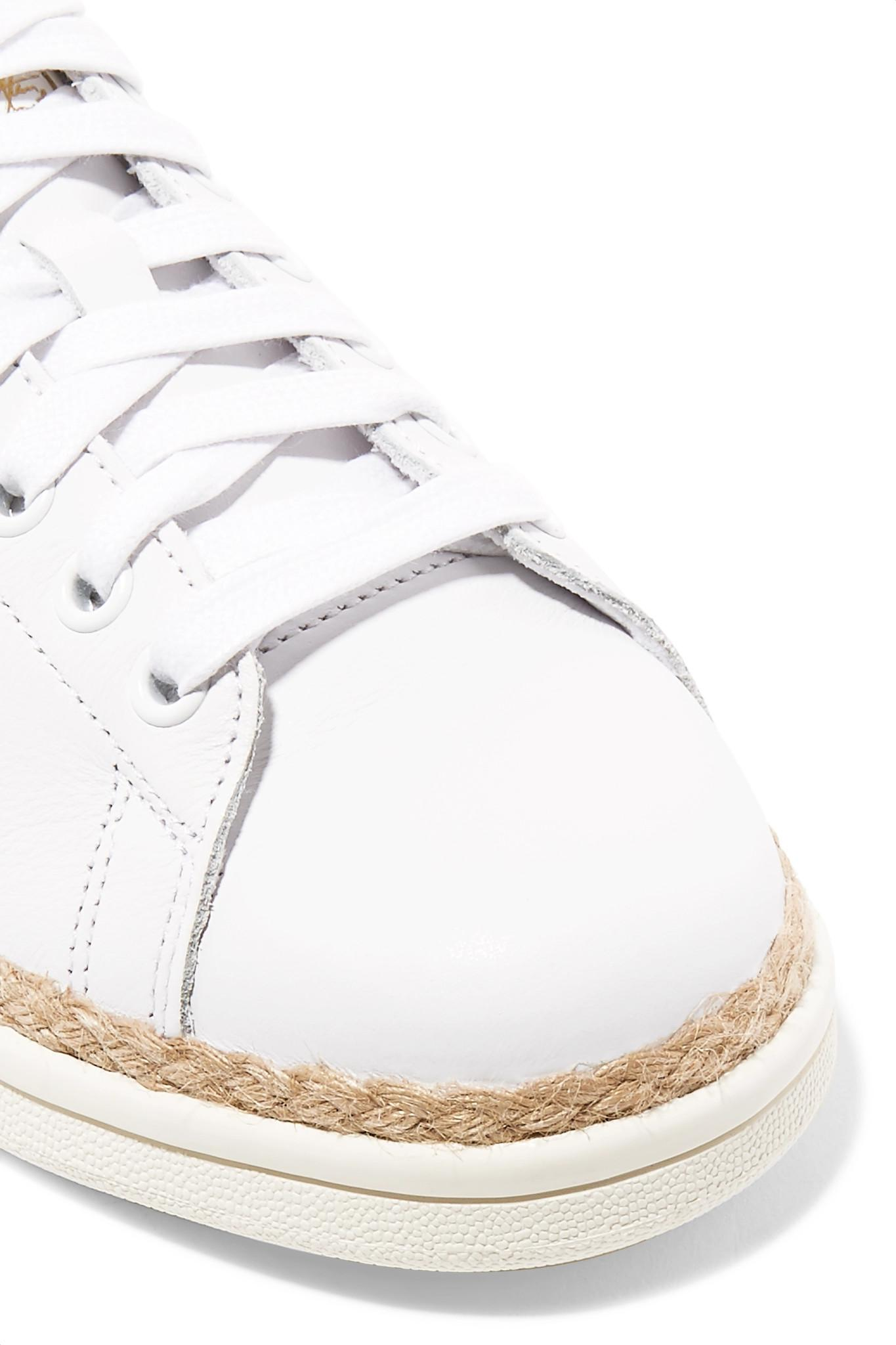e8fa0a49632315 Adidas Originals - White Stan Smith Bold Sneakers Aus Leder Mit Seilbesatz  - Lyst. Vollbild ansehen