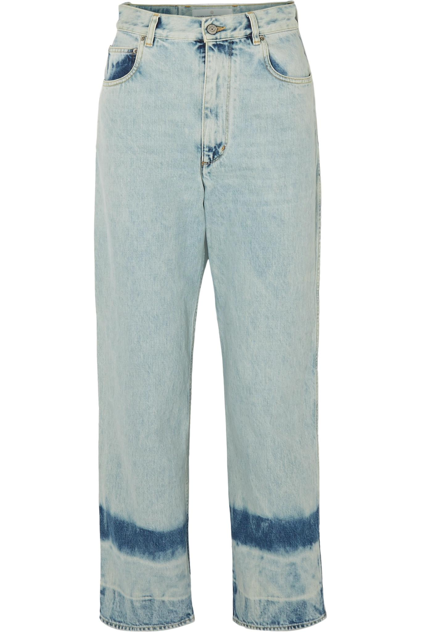 high-waist straight jeans - Blue Golden Goose Pay With Visa Cheap Online Footlocker Sale Online Recommend Cheap Price uEtsmK83vu